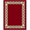 Alfombra Opus - Mold Rojo - 1.50 X 2.00