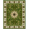 Alfombra Opus - Tradicion Verde - 1.50 X 2.00