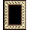 Alfombra Opus - Mold Negro - 1.50 X 2.00