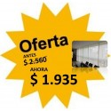 Cortina Roller - Tela Beige - 0.77 X 1.88