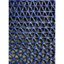 Piso De Goma - Uru Grid - Azul - 8mm