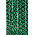 Piso De Goma - Uru Grid - Verde - 8mm