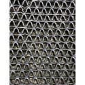 Piso De Goma - Uru Grid - Gris - 8mm